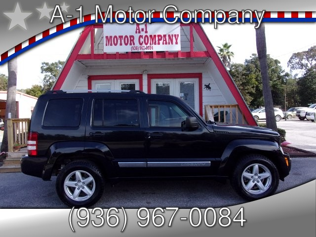 2012 Jeep Liberty Limited 2WD 4-Speed Automatic