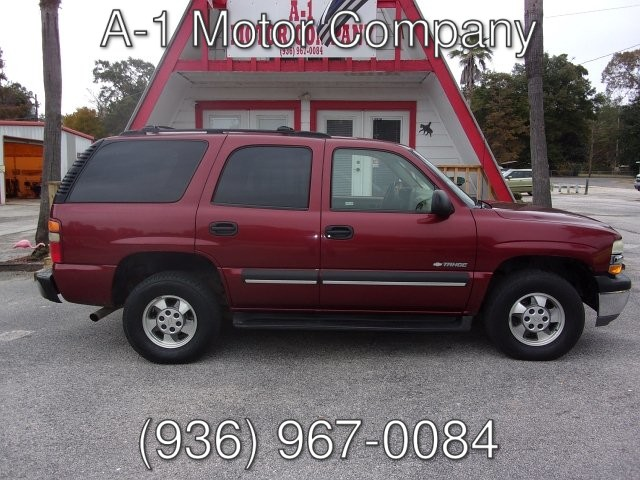 2003 Chevrolet Tahoe 2WD 4-Speed Automatic