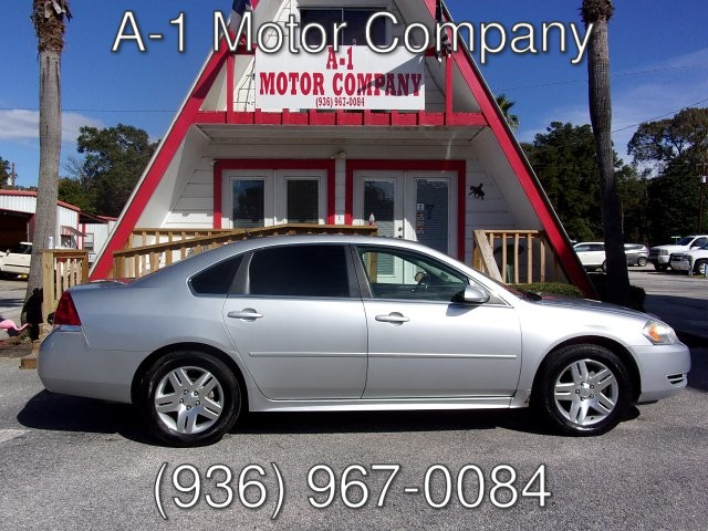 2011 Chevrolet Impala LT 4-Speed Automatic