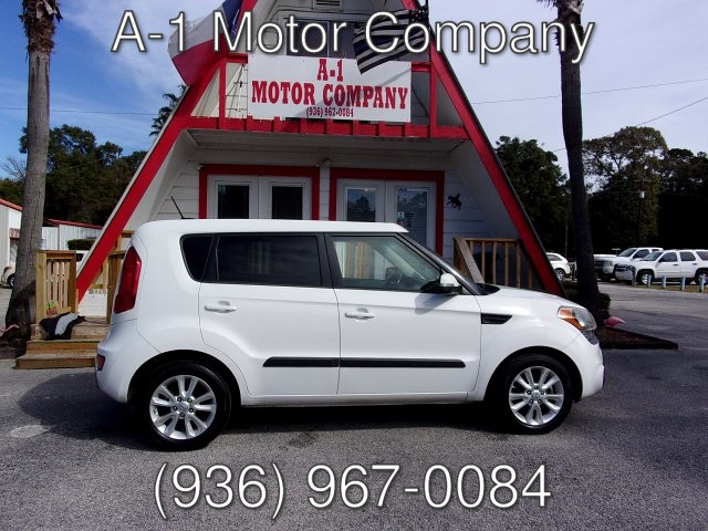 2013 Kia Soul  4-Speed Automatic